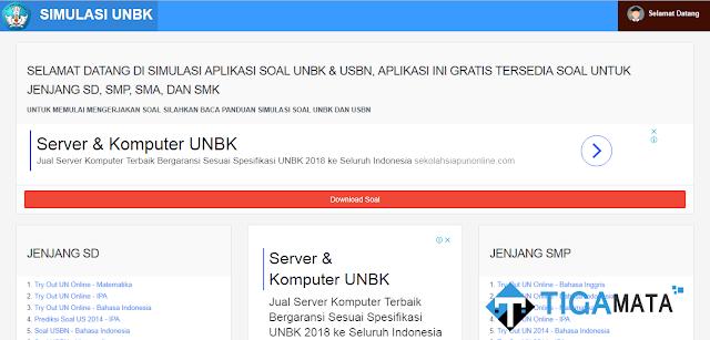 5 Rekomendasi Website Simulasi Latihan UNBK Dan USBN Online-1