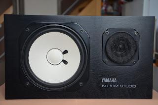 ¿como suenan las Yamaha NS-10?