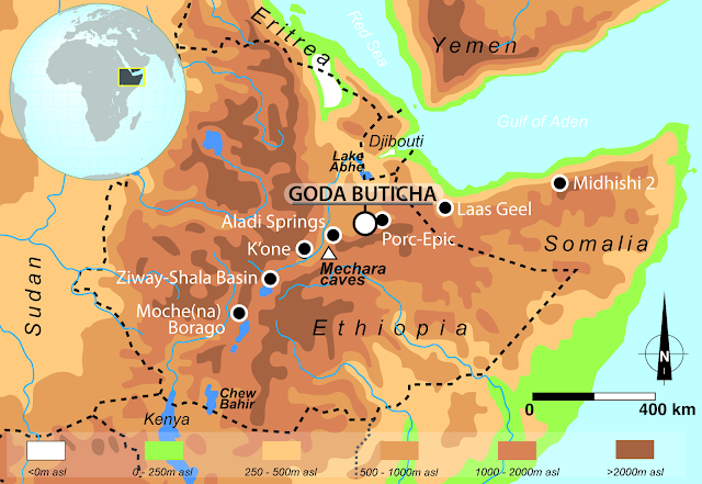Ethiopian site sheds new light on human behaviour in the Middle and Late Stone Age