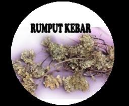 herbal rumput kebar