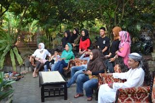 Instruktur dan manajemen PSPP Yogyakarta