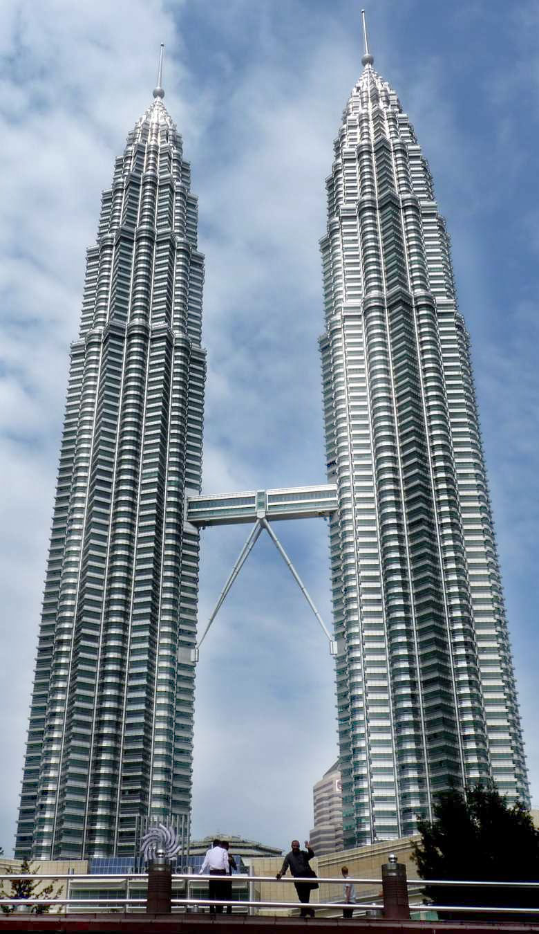 Tour Malaysia at Petronas Twin Towers