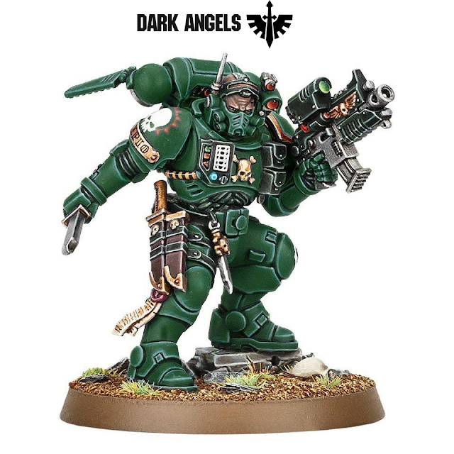 Infiltrator Dark Angels