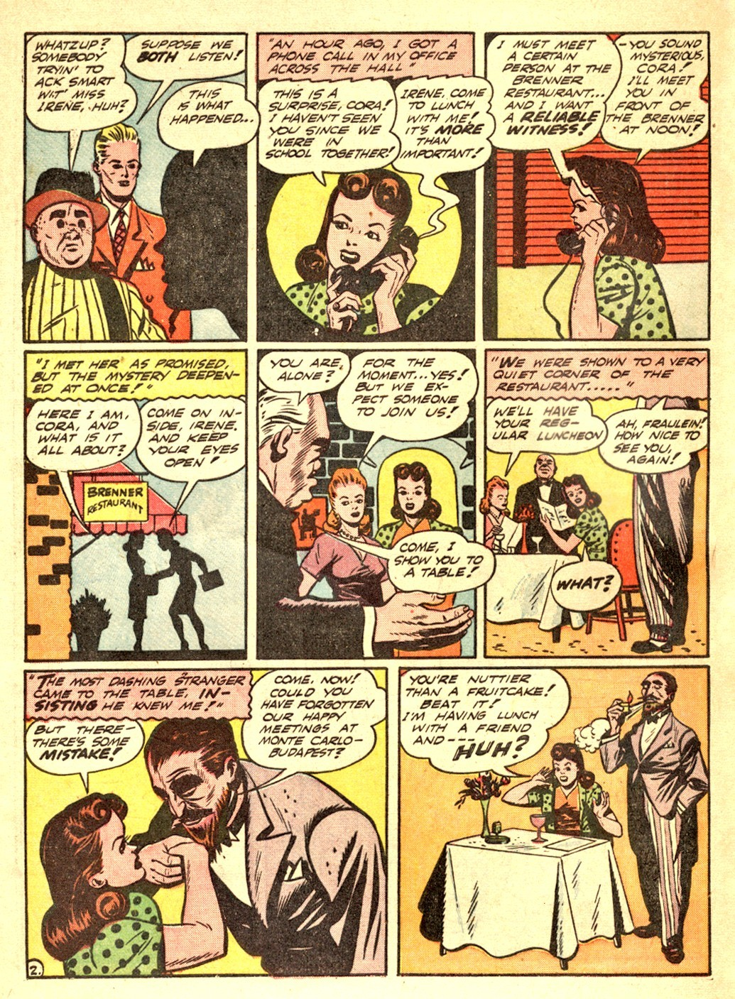 Read online All-American Comics (1939) comic -  Issue #47 - 4