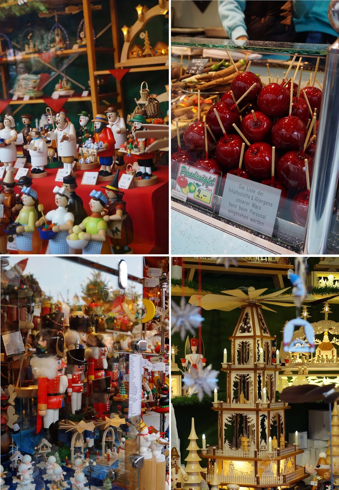 Jarmark świąteczny - Drezno i Praga