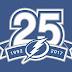 Lightning Striking Their 25th Anniversary