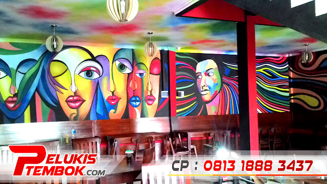 Gambar Gambar Grafiti 3d Super Keren Dan Paling Top Di Dinding