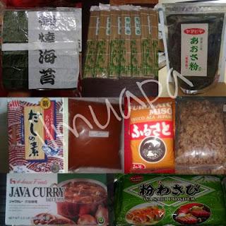 Supplier (penjual) Bahan Makanan Jepang Termurah