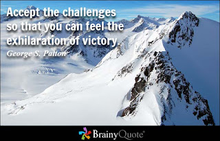 succeed through challenges