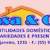 CASA E CIA UTILIDADES DOMÉSTICAS, VARIEDADES E PRESENTES