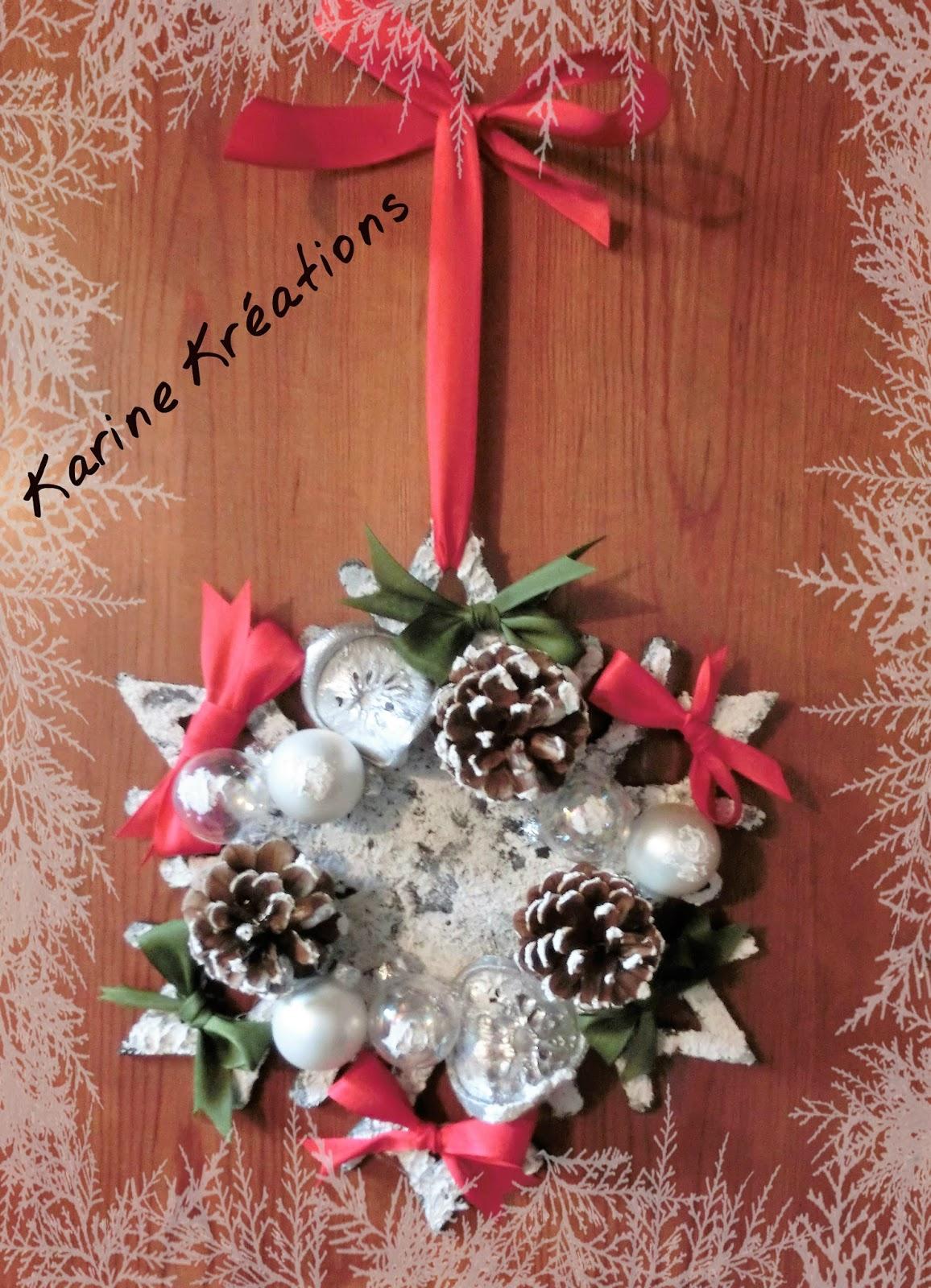 Karine kreations d corations de porte pour vos fetes de for Decoration porte novembre