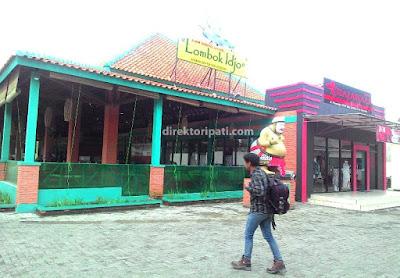 Rumah Makan Lombok Idjo Pati