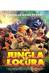 The Jungle Bunch: La panda de la selva (2017) BRRip 1080p Latino AC3 5.1