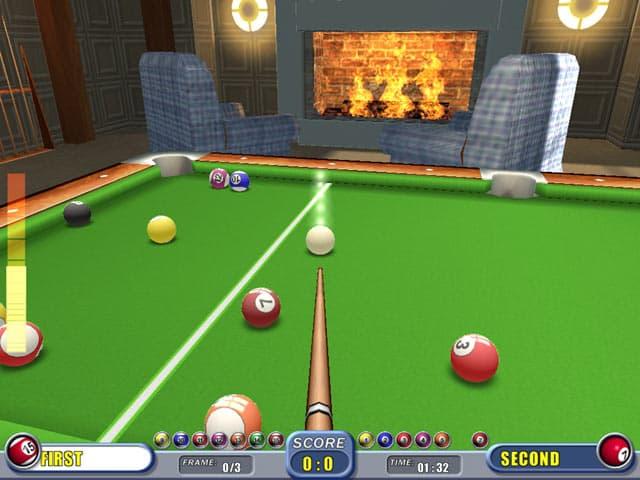 تحميل لعبة البلياردو Real Pool