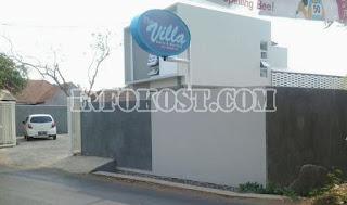 Kost The Villa Fasilitas AC Lengkap Dekat Undip Tembalang Semarang