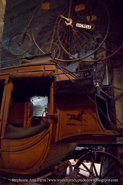 Mercer Museum  Carriage