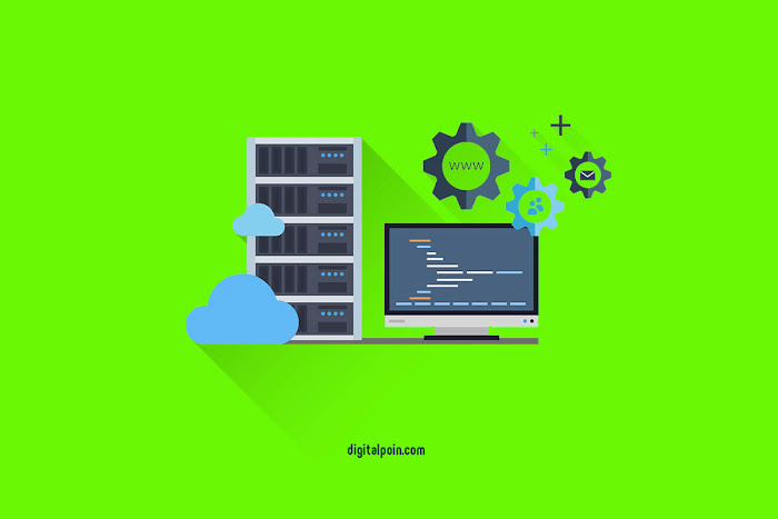 Perbedaan Antara Domain dan Hosting