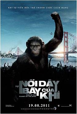 Sự Trỗi Dậy Của Hành Tinh Khỉ  - 2011