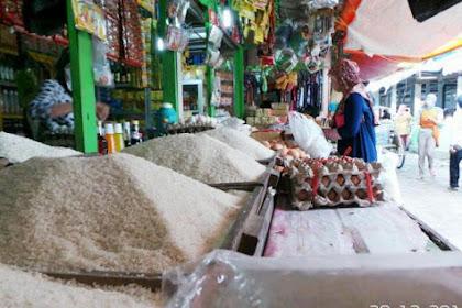 Perbedaan Antara Pasar Yang Ada di Kotabaru Dengan Batulicin
