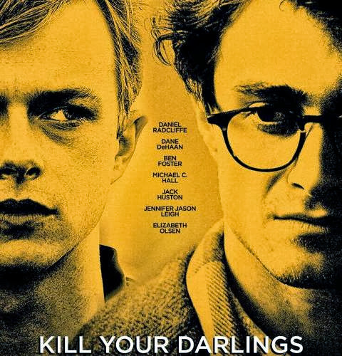 Kill your darlings, poster
