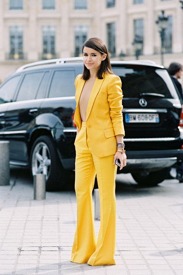 Vanessa Jackman: Paris Fashion Week AW 2013.Miroslava