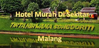 8 Hotel Murah Di Sekitar Songgoriti Malang Tarif Mulai 100 Ribuan