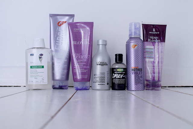 The Best Purple Shampoo A Rosie Outlook