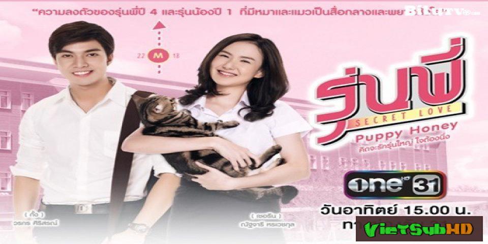 Phim Người Tình Cún Con Hoàn Tất (06/06) VietSub HD | Puppy Honey 2016