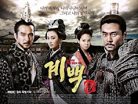 Download Drama Korea Gye Baek Subtitle Indonesia