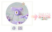 cocarde botez lila