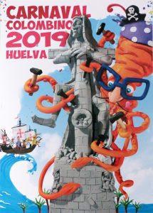 Elegido el cartel del Carnaval Colombino 2019