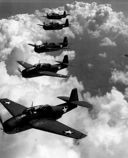 PEsawat Pengebom Perang dunia II