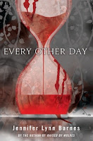 book cover of Every Other Day by Jennifer Lynn Barnes published by Egmont