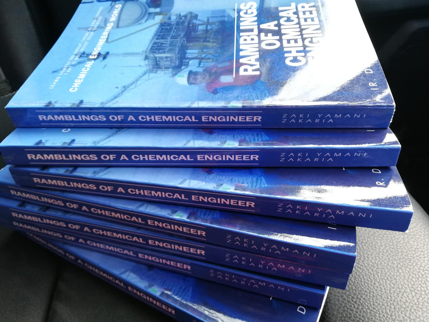 Book For Chemical Engineering