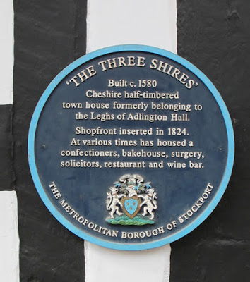 Three Shires House Stockport