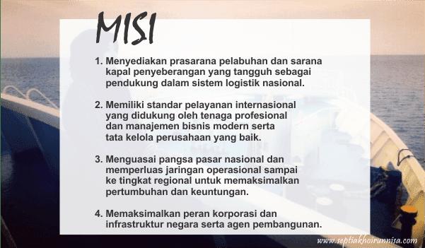 Misi ASDP Indonesia Ferry