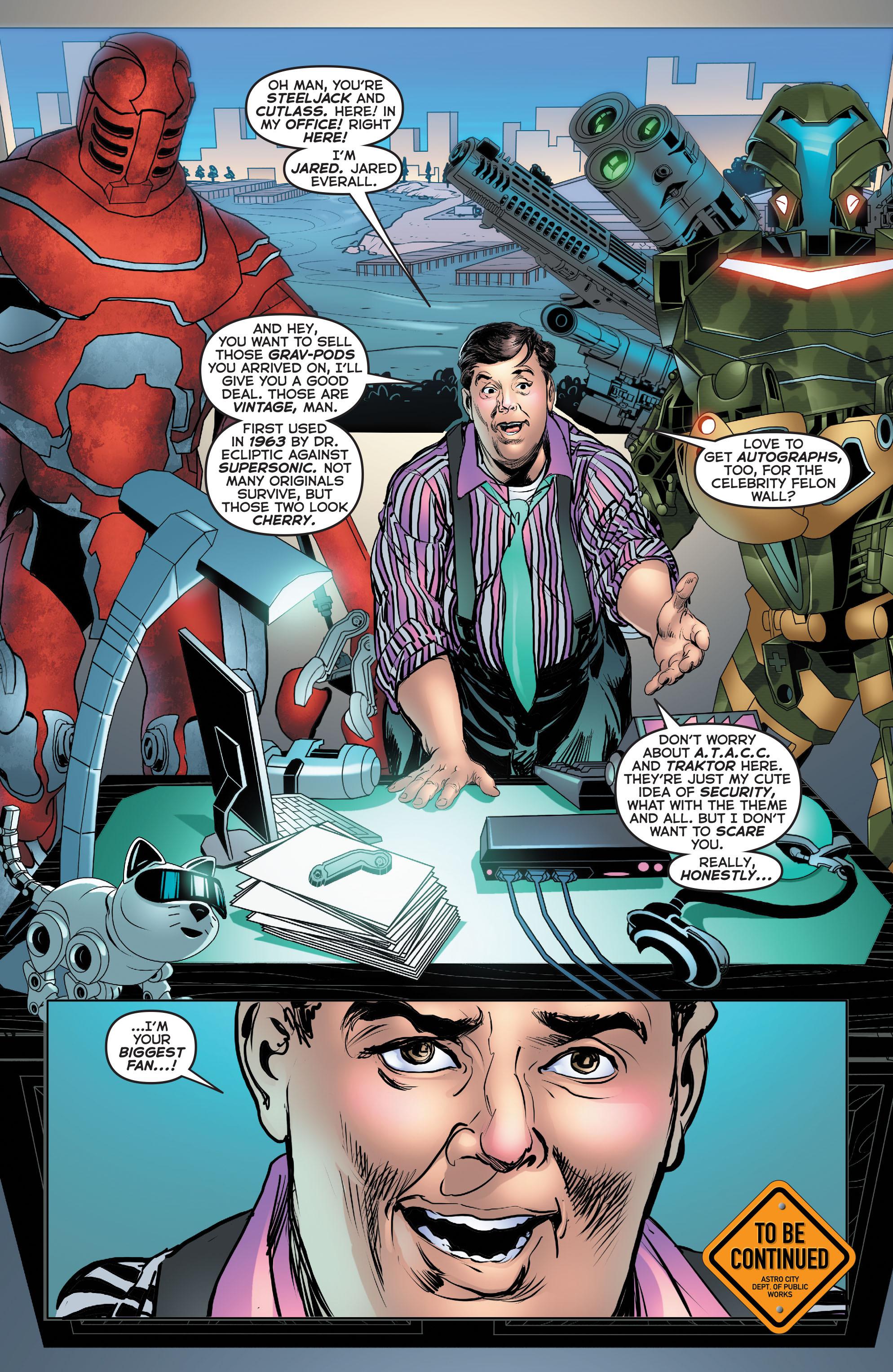 Read online Astro City comic -  Issue #33 - 25