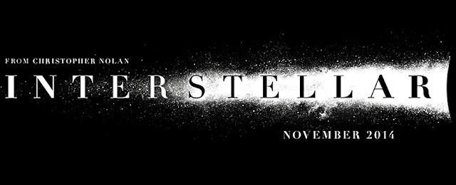 Primul logo oficial pentru filmul Interstellar