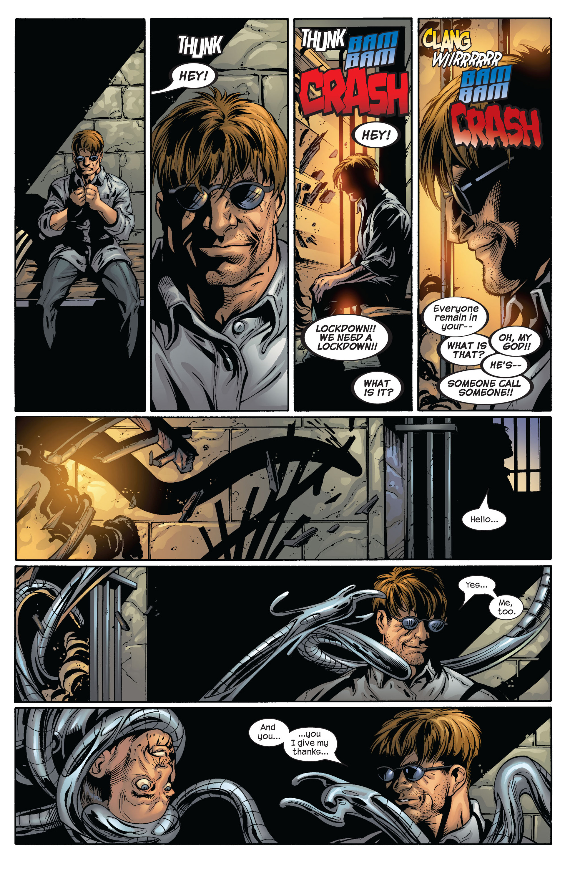 Read online Ultimate Spider-Man (2000) comic -  Issue #54 - 20