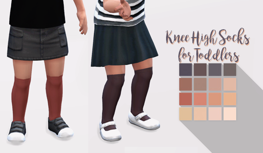 Toddler Shoes That Match Knee High Socks