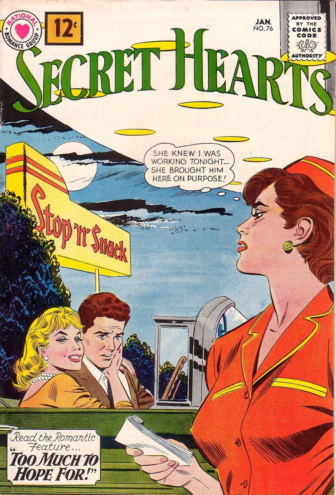Secret Hearts 76 Page 1