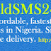 Bulk SMS in Nigeria @ 76kobo/SMS on GoldSMS247.com
