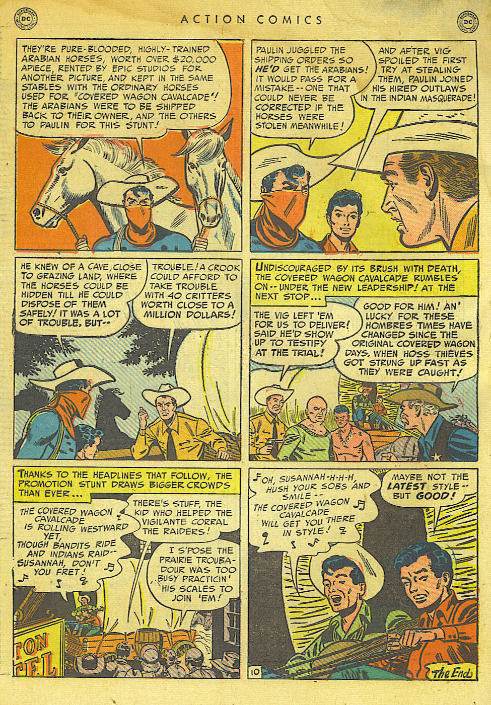 Action Comics (1938) 154 Page 47