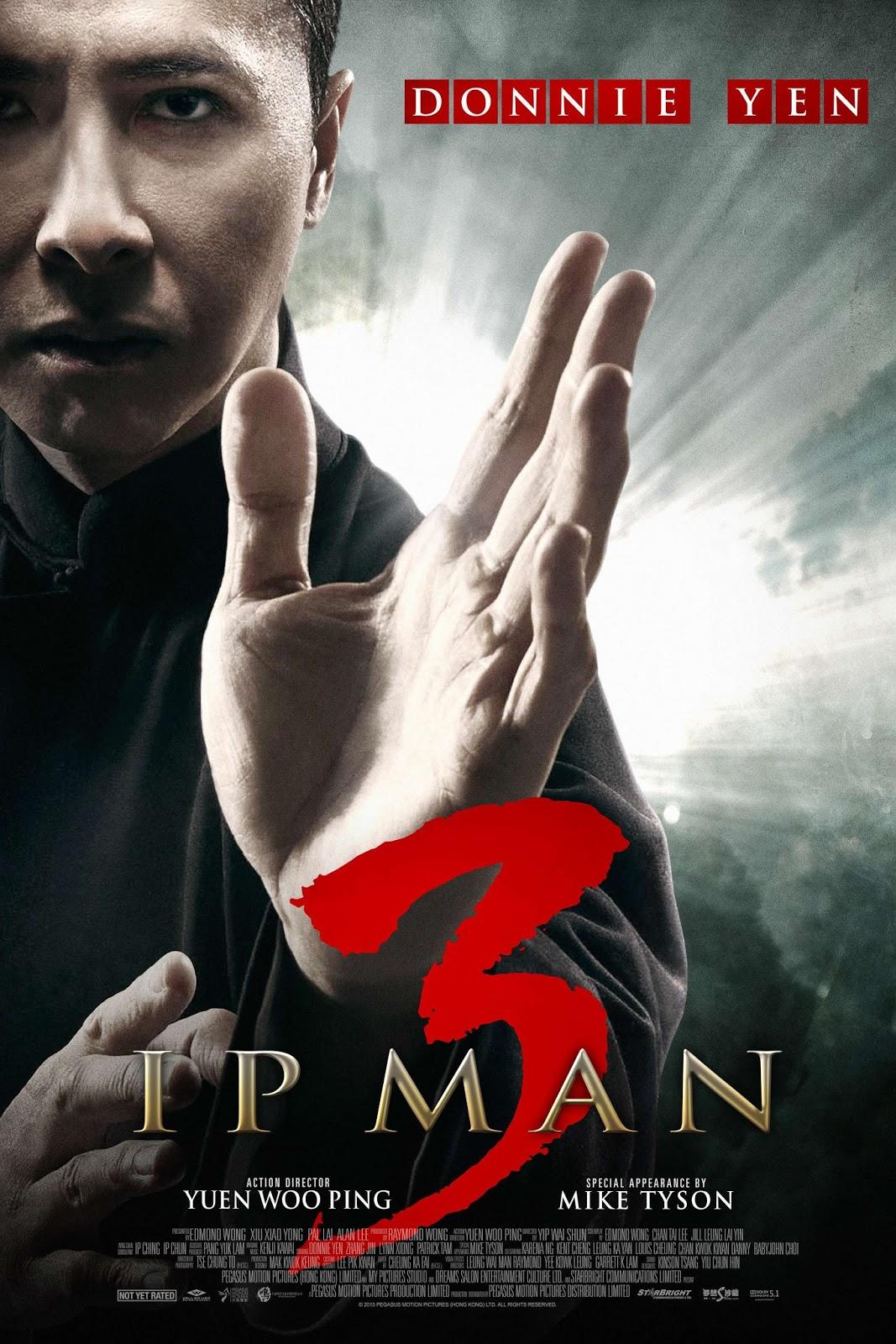 Urmariti acum filmul Ip Man 3 (2015) Online Gratis Subtitrat