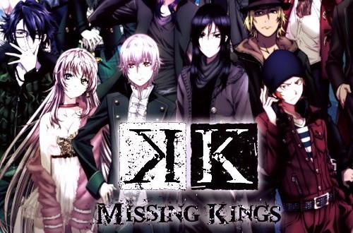 Anime Spotlight: K: Missing Kings - Blerds Online