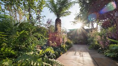 Un refugio urbano muy verde en Tatton Park Flower Show