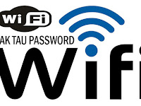 Cara mengetahui Password WiFi yang sudah tersambung di Laptop kita (Wireless Network)