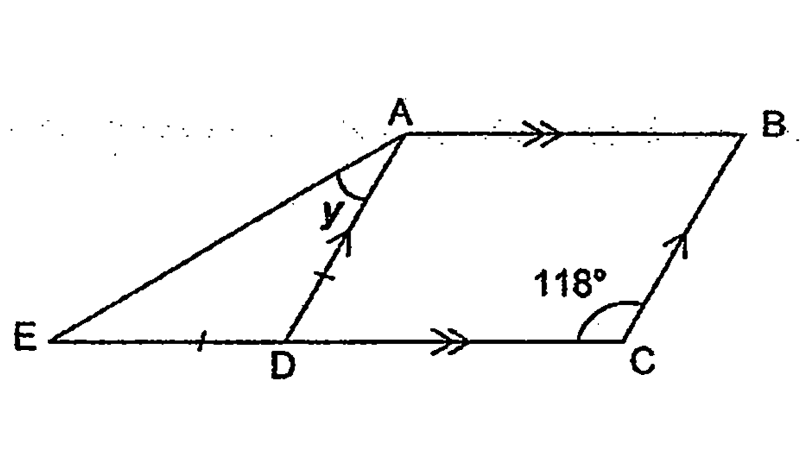 Math Addit Angles Isosceles Triangle And Parallelogram
