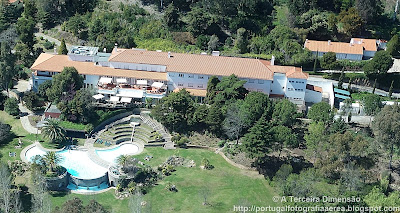 Termas de Monfortinho - Ô Hotel Fonte Santa