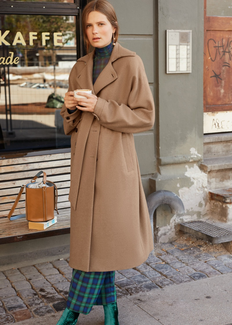 S in Fashion Avenue: The Trendiest Coats for Winter 2019